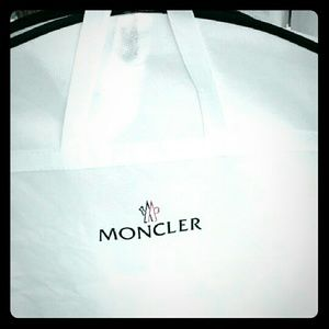 Moncler Garment Bag New